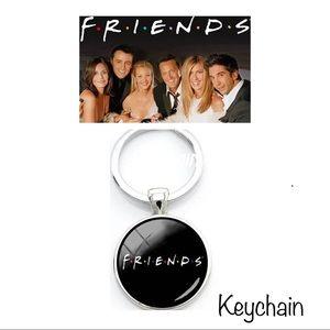 🆕 New FRIENDS Keychain